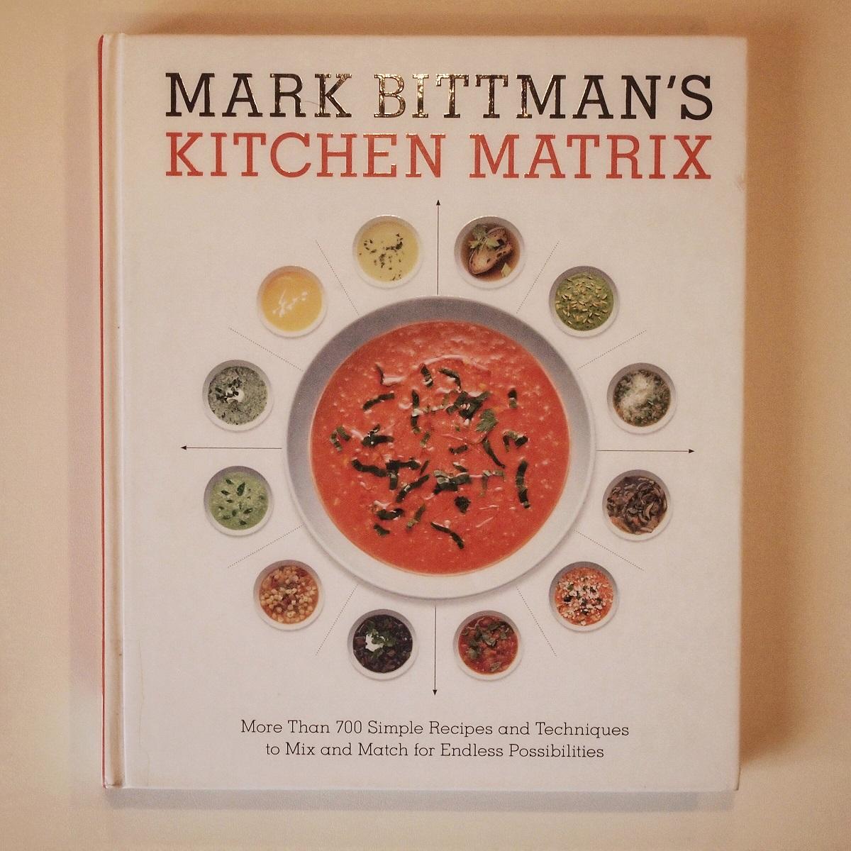 Kitchen Matrix by Mark Bittman