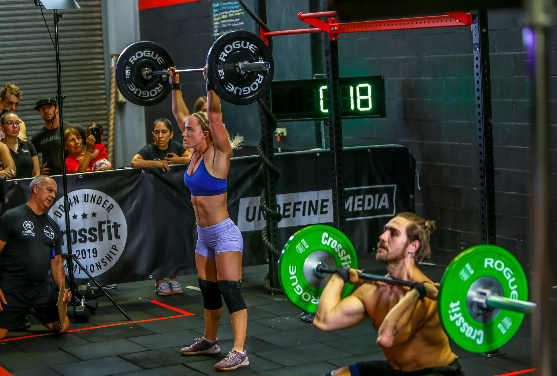 19.5 Live CF Open Announcement - khan porter & jessica coughlan