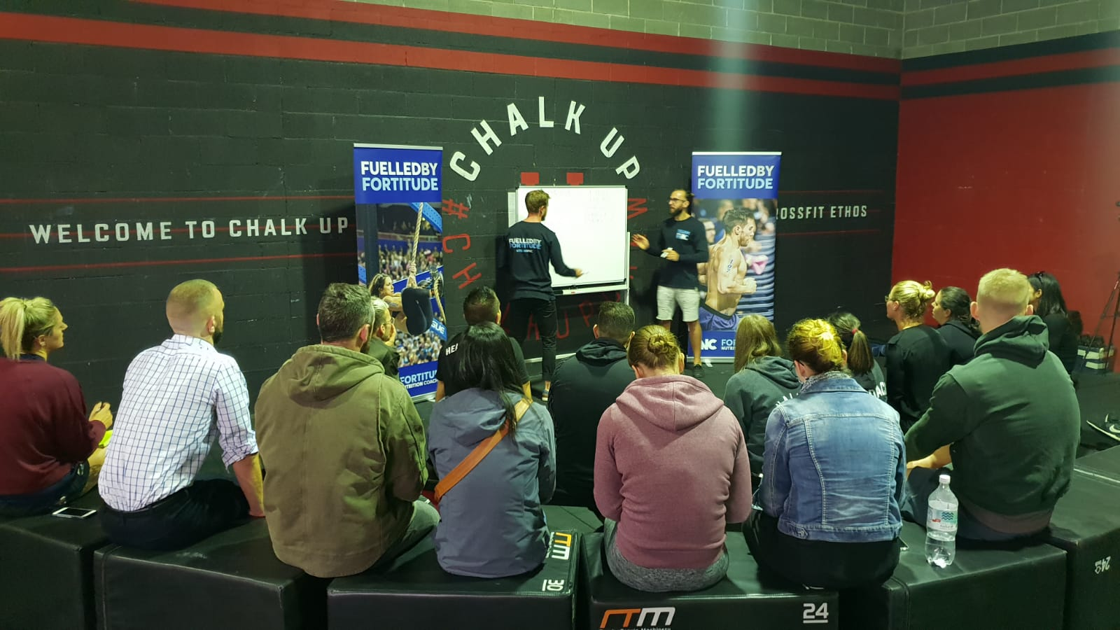 Fortitude Nutrition Coaching Workshop - Josh smith & Ryan gentle