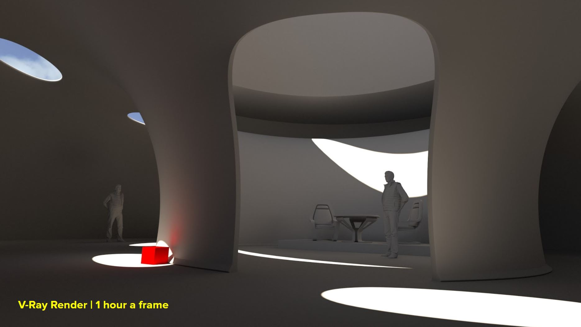 UE4   30 min Light bake / 60 frames per second