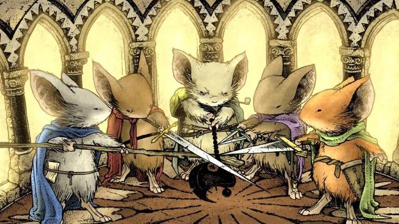 """Mouse Guard"" at Fox VFX Labs"