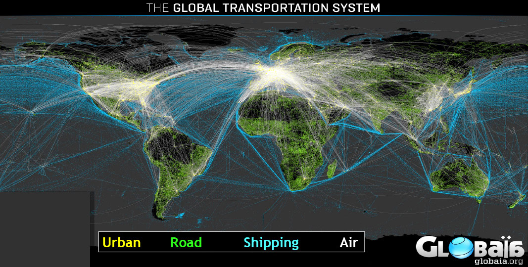 Global transportation system