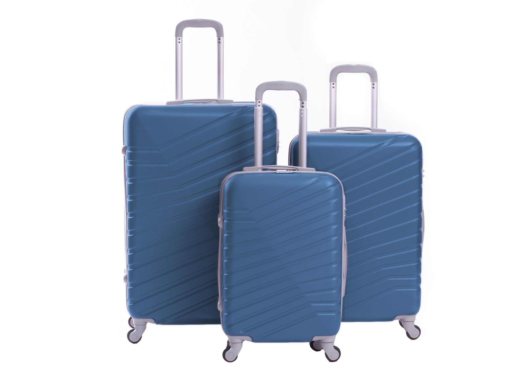 OFFRE A SAISIR 99€ LE SET DE 3 PIECES - Ce magnifique set de valises de la célèbre marque Colombus Design est en promotion jusqu'à la fin du mois et en exclusivité sur notre site. Disponible en 4 coloris.