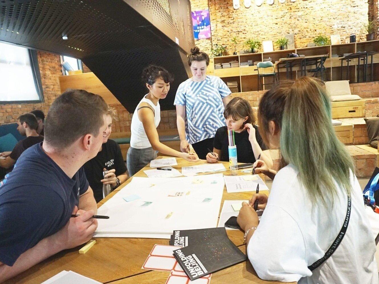 蒙纳士大学北京思辨设计工作坊   如何让澳洲设计学生通过体验北京人的生活,来激发他们对本国社区的新想象?  #社区创新