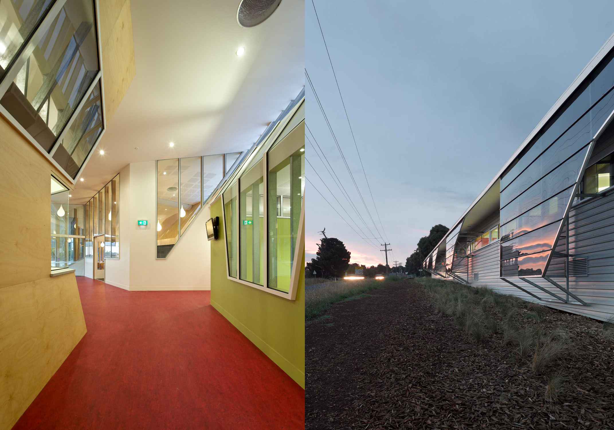 Paul Morgan Architects GippsTAFE Learning Centre, Leongatha