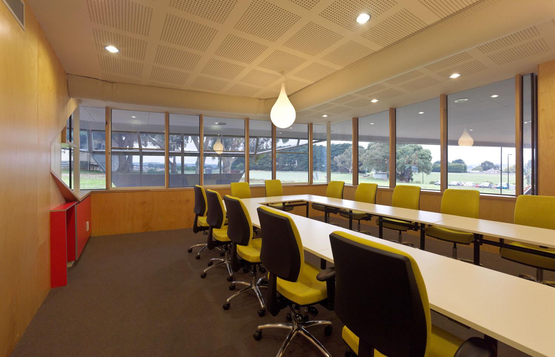 Paul Morgan Architects GippsTAFE Learning Centre, Leongatha interior