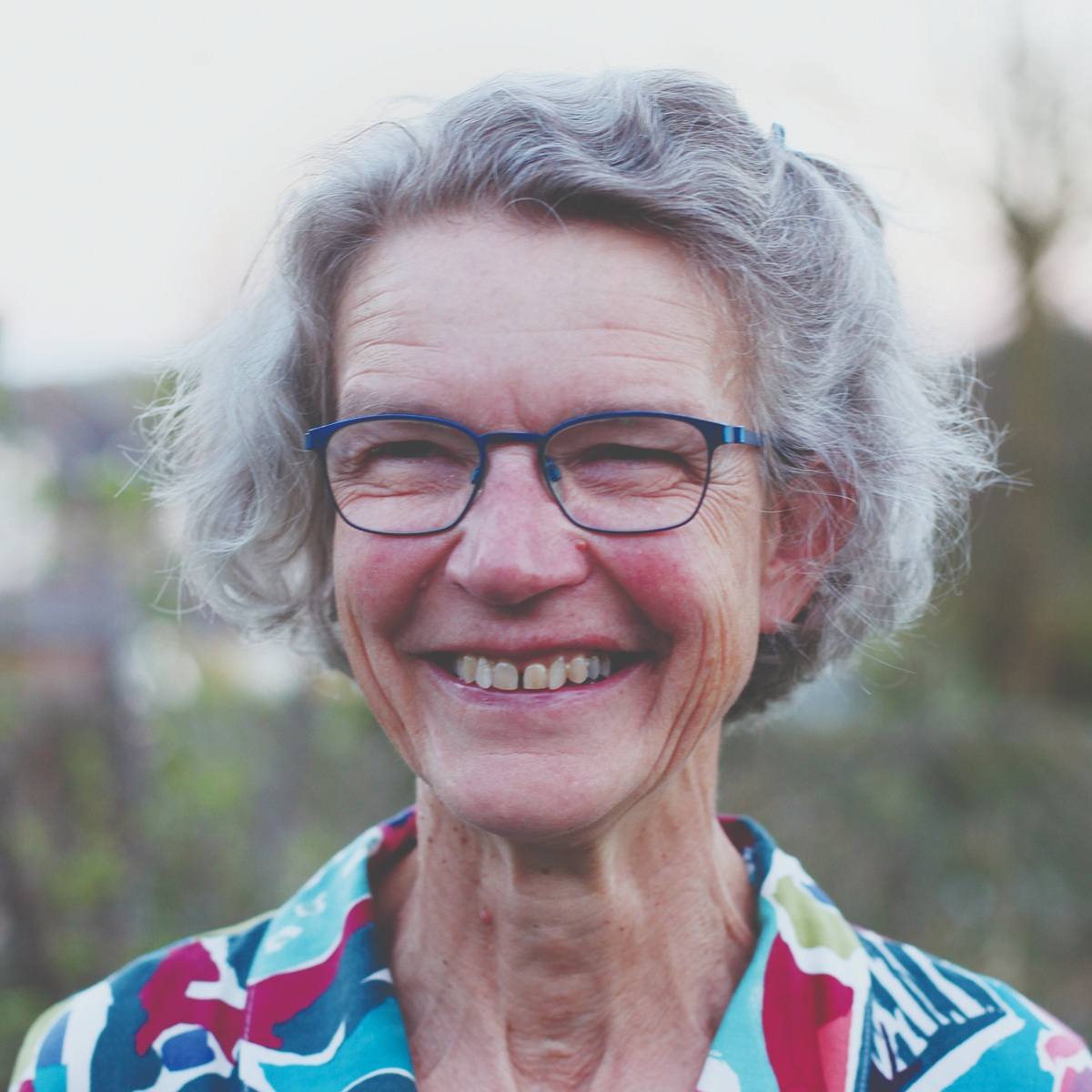 Dr Esther Lüthy - Author, Gynaecologist