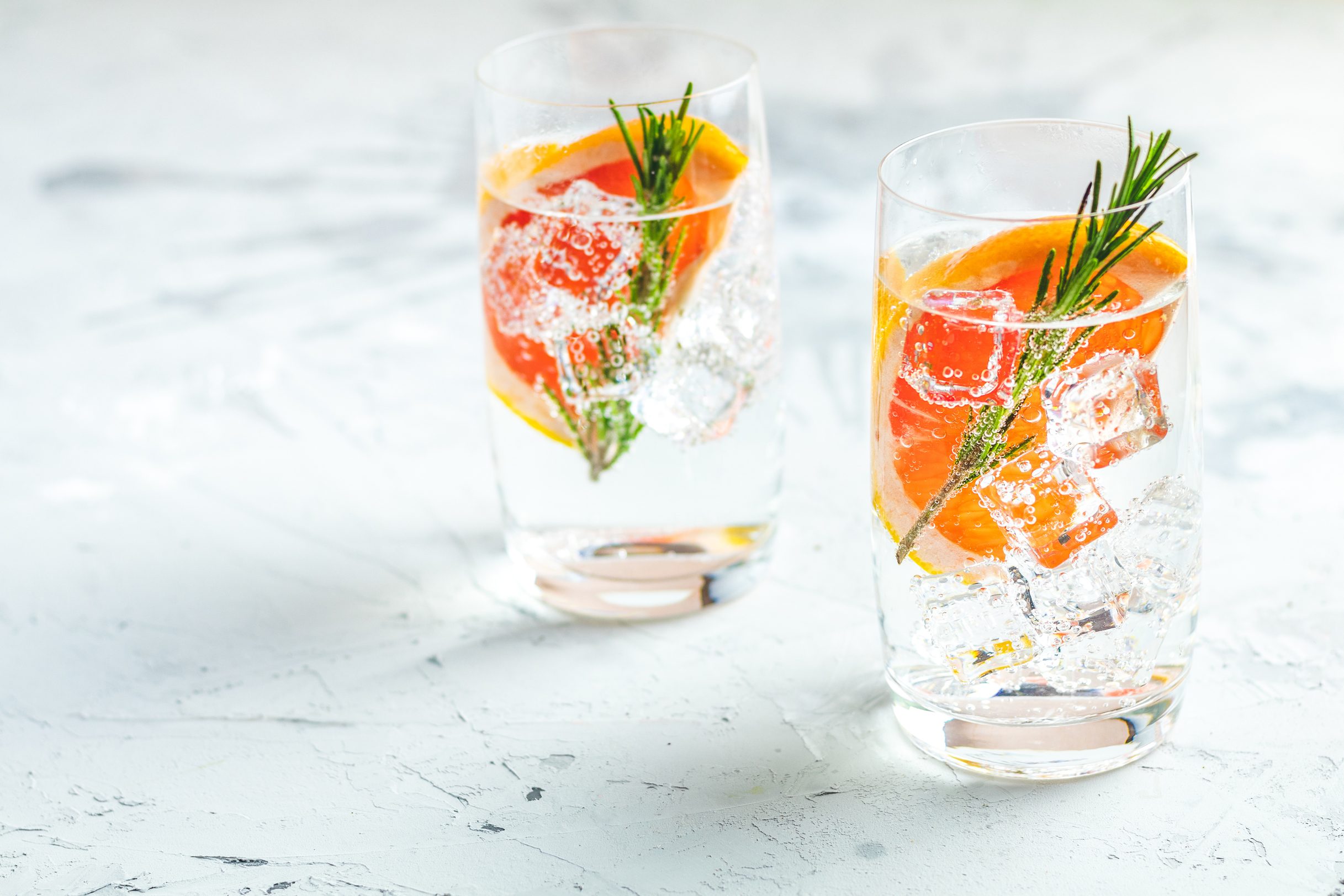 Streamertail & Tonic - 25ml-50ml Streamertail RumTonic (we recommend Fever-Tree Mediterranean Tonic)1 Thin Slice of OrangeFill a long glass with Ice and pour in your Streamertail. Top up with a Fever-Tree Mediterranean Tonic or your preferred tonic. Get creative with your garnishes by adding herbs, spices or fruits depending on your mood!