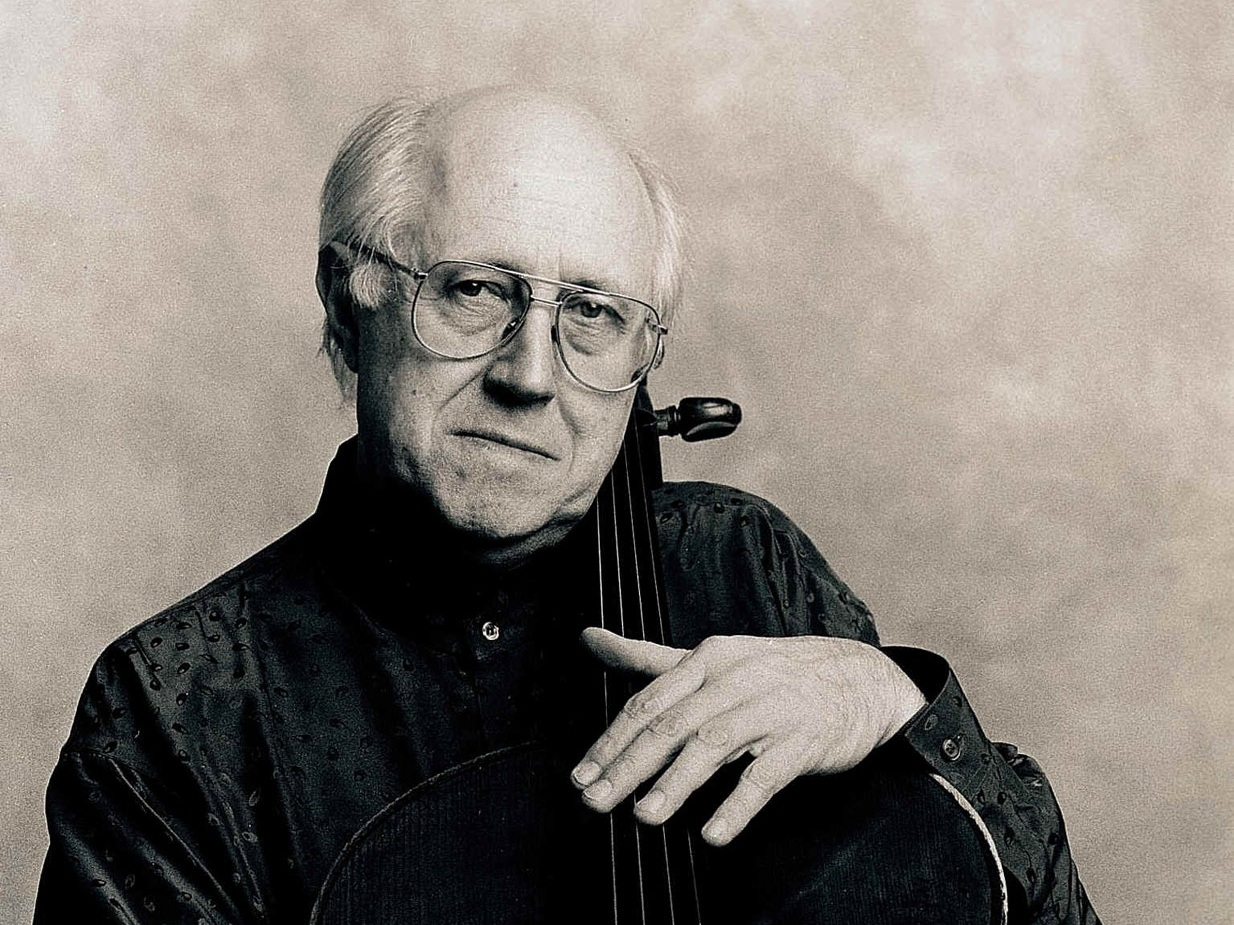 Mstislav Rostropovich - I performed on Mr. Young's bench copy of my Peter Guarneri of Venice in New York's Lincoln Center. His cello has captured the soaring tones and the spirit of the original instrument.