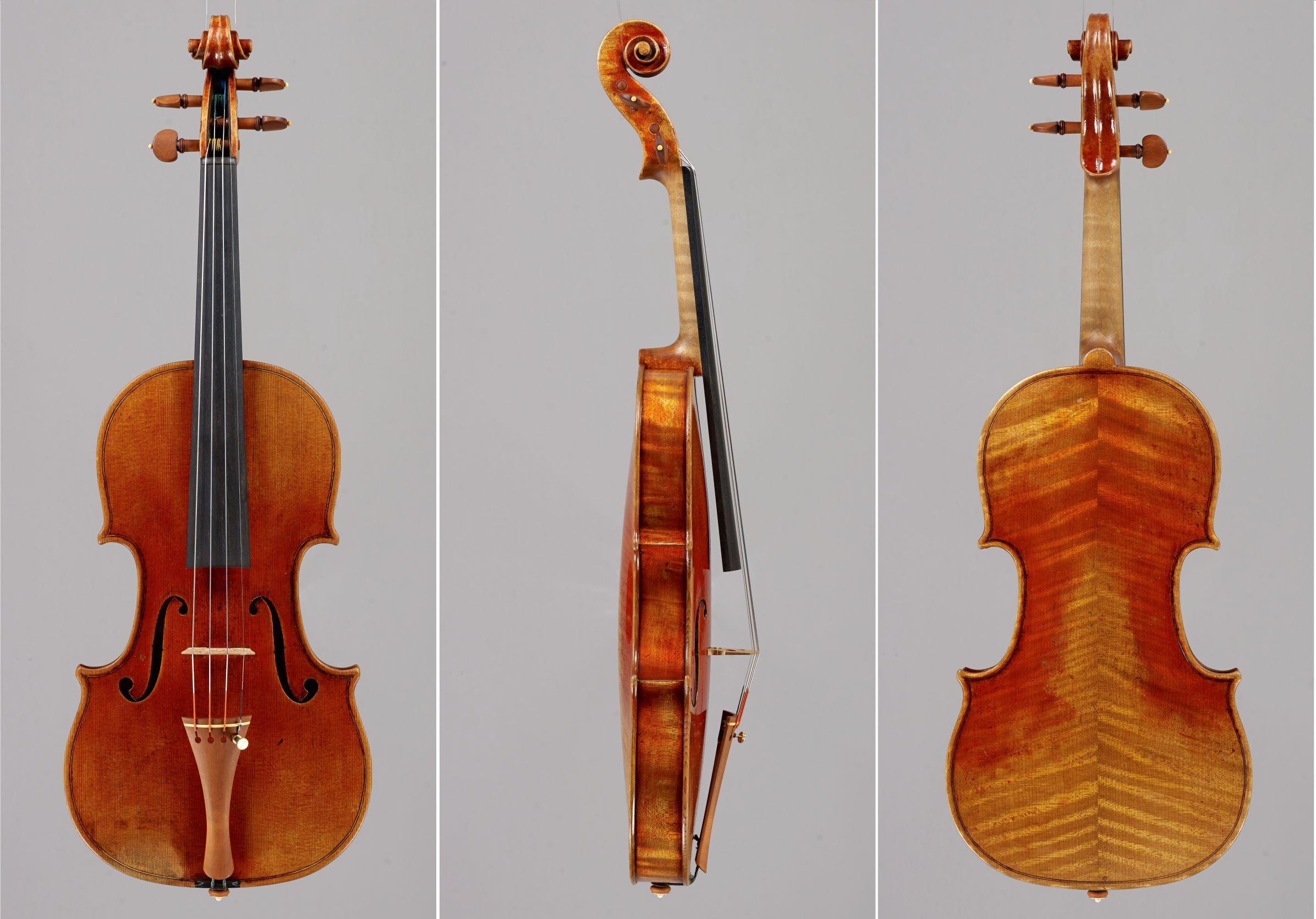 The Hill - Bergonzi Violin