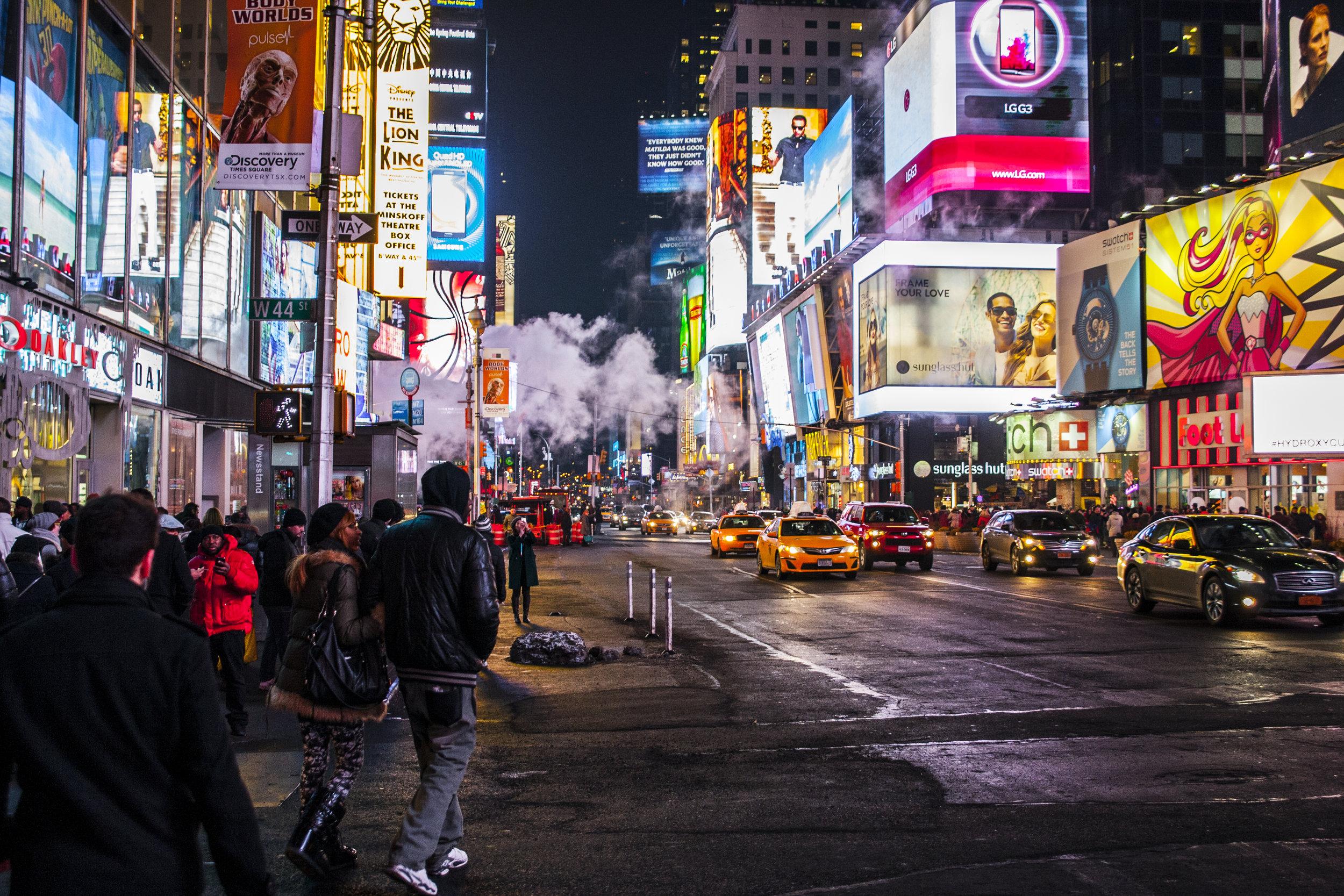 New York es más que una mole de cemento… - Es una ciudad con una fusión culinaria vibrante.