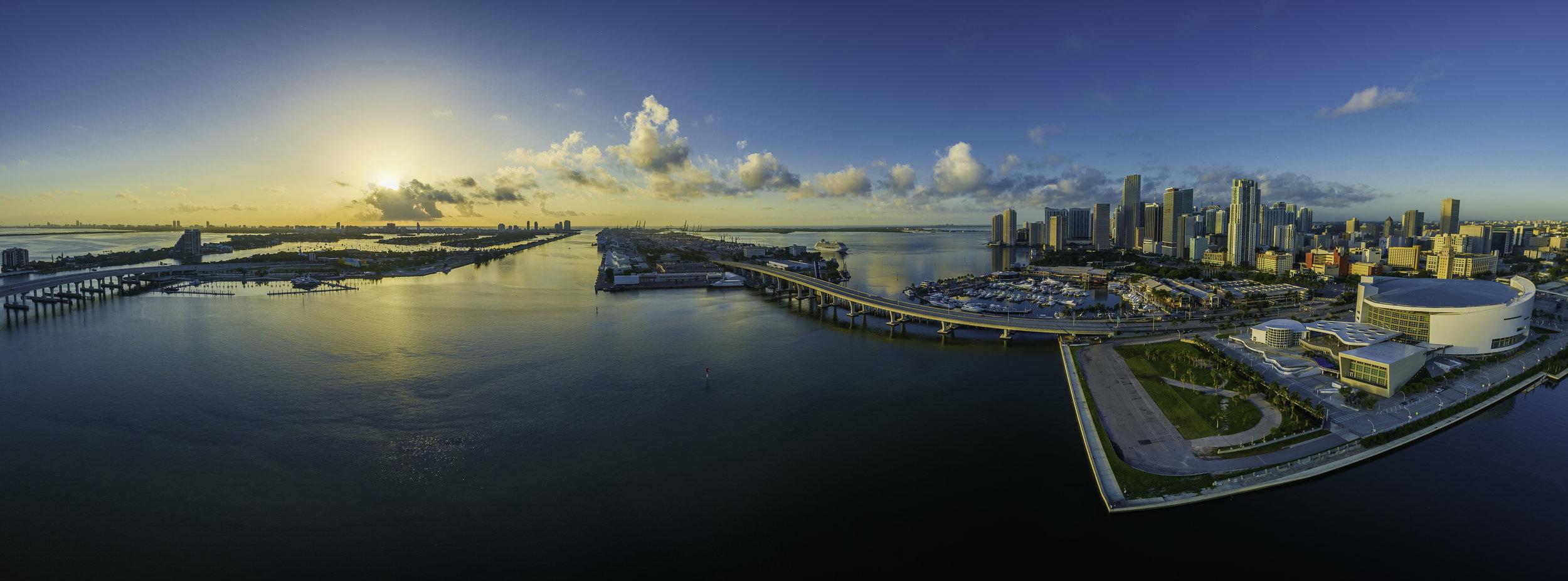 Miami - Una de las ciudades más vibrantes de los Estados Unidos