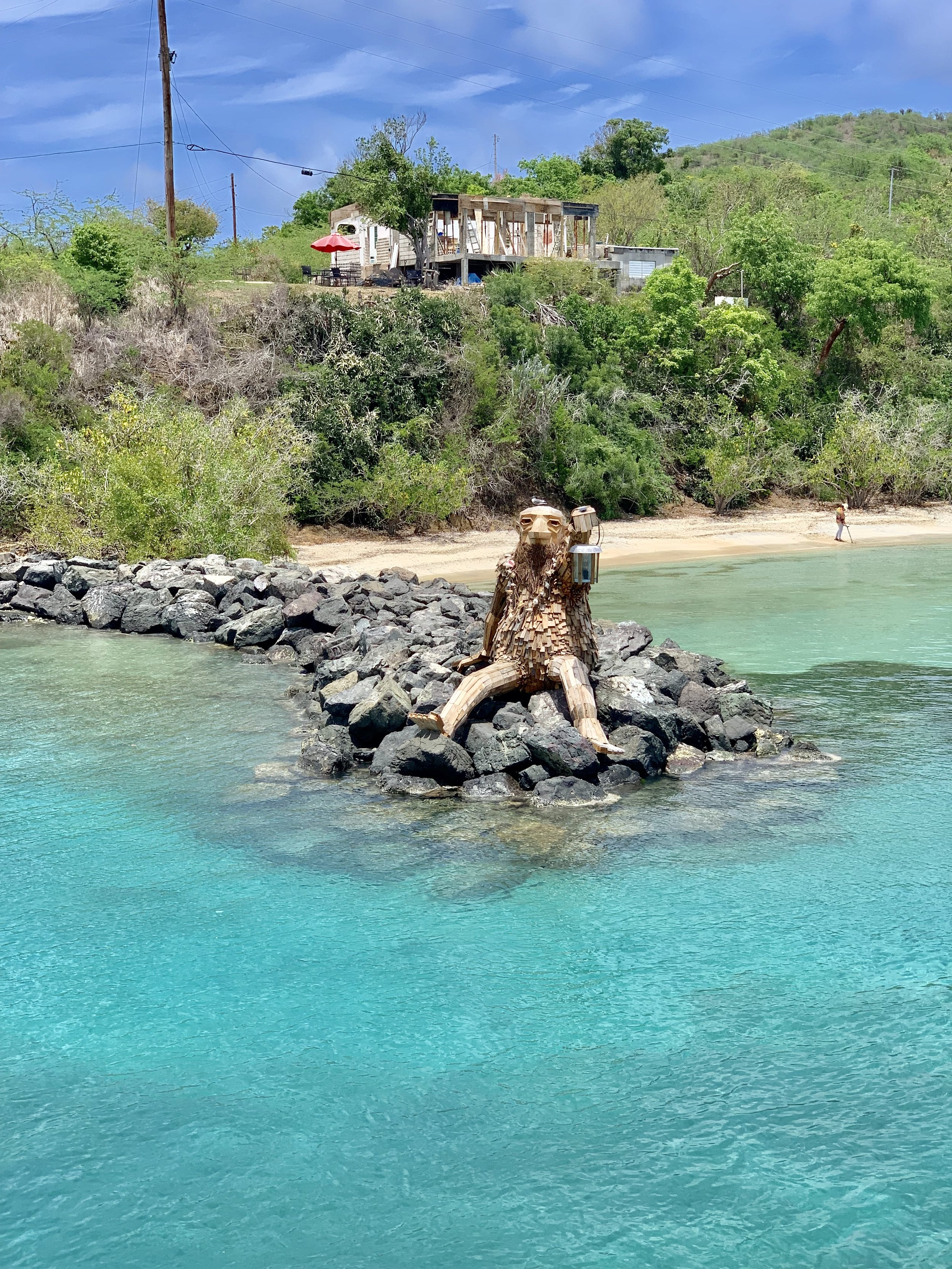 Héctor el protector - Te espera en la entrada del puerto de Culebra