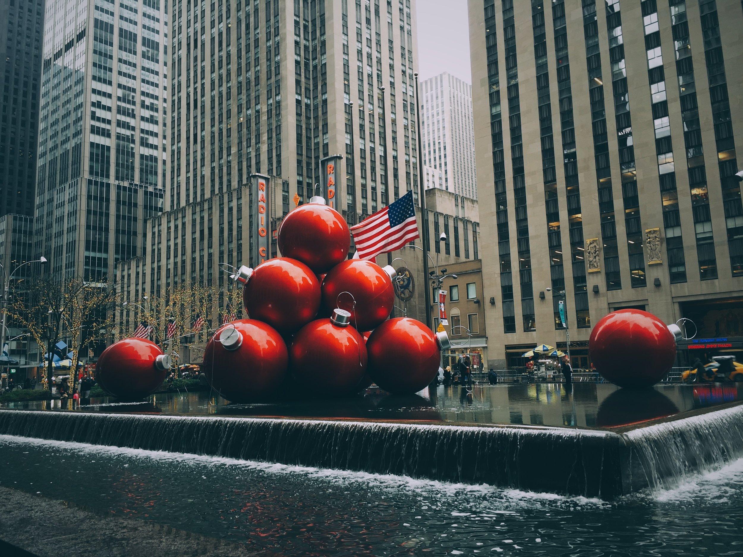 New York - Muy pocas ciudades en el Mundo celebran las Navidades como la Gran Manzana. La diversidad cultural de la ciudad es la que hace que durante esta época la misma se inunde de celebraciones de todo tipo que te permitirán vivir las Navidades como una época única.