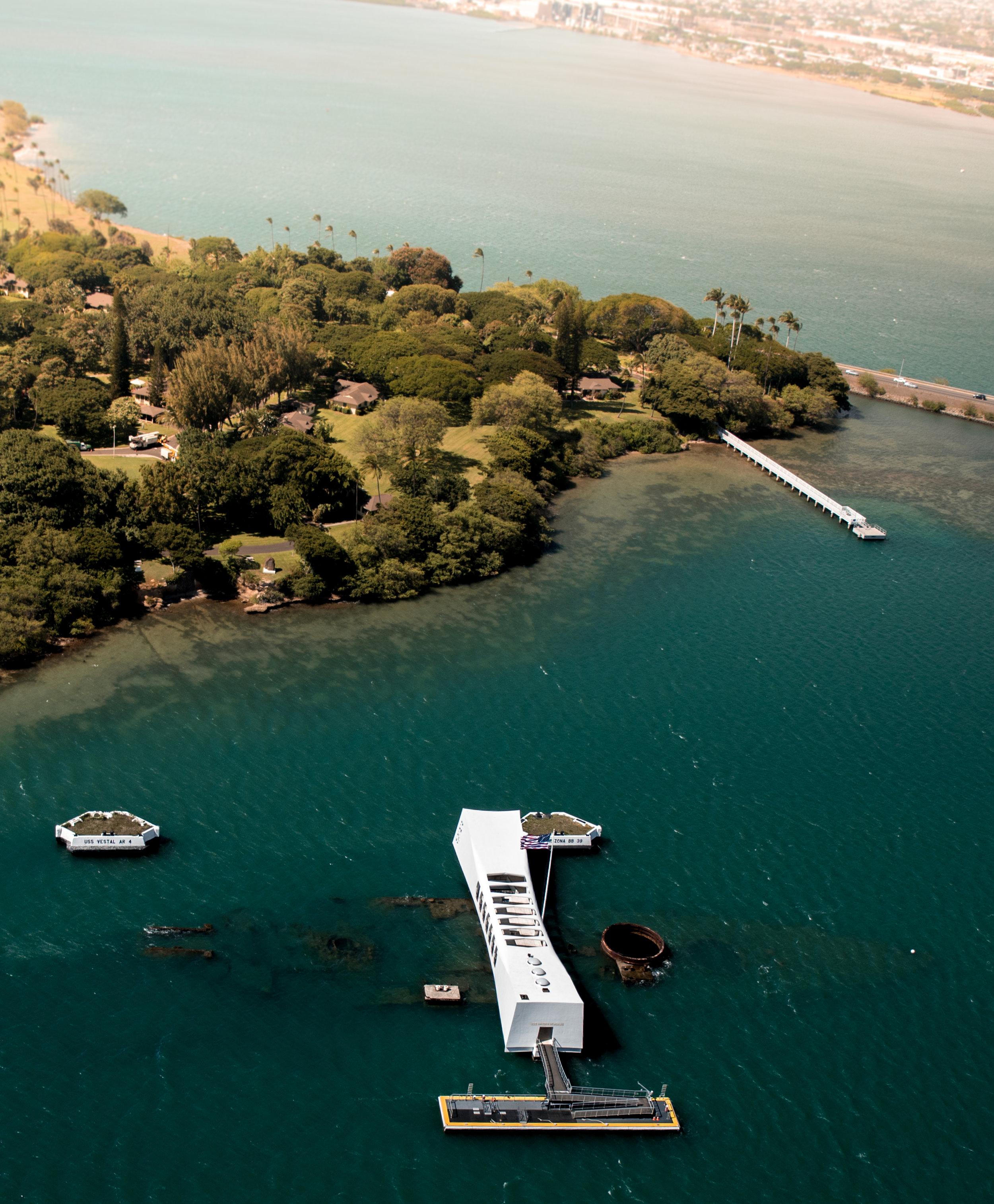Pearl Harbor… - Un lugar histórico