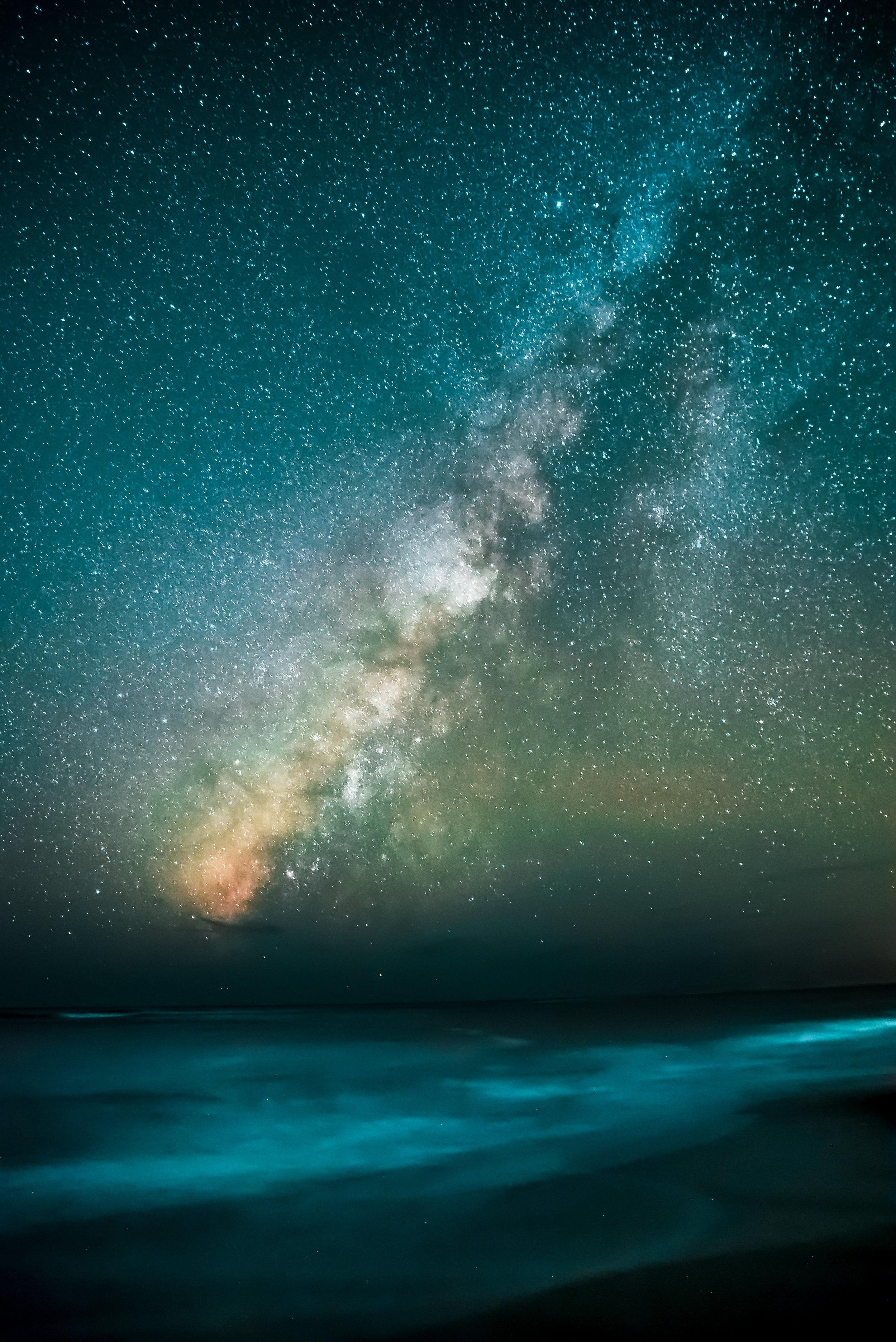 El cielo más hermoso… - En un pedazo de paraíso