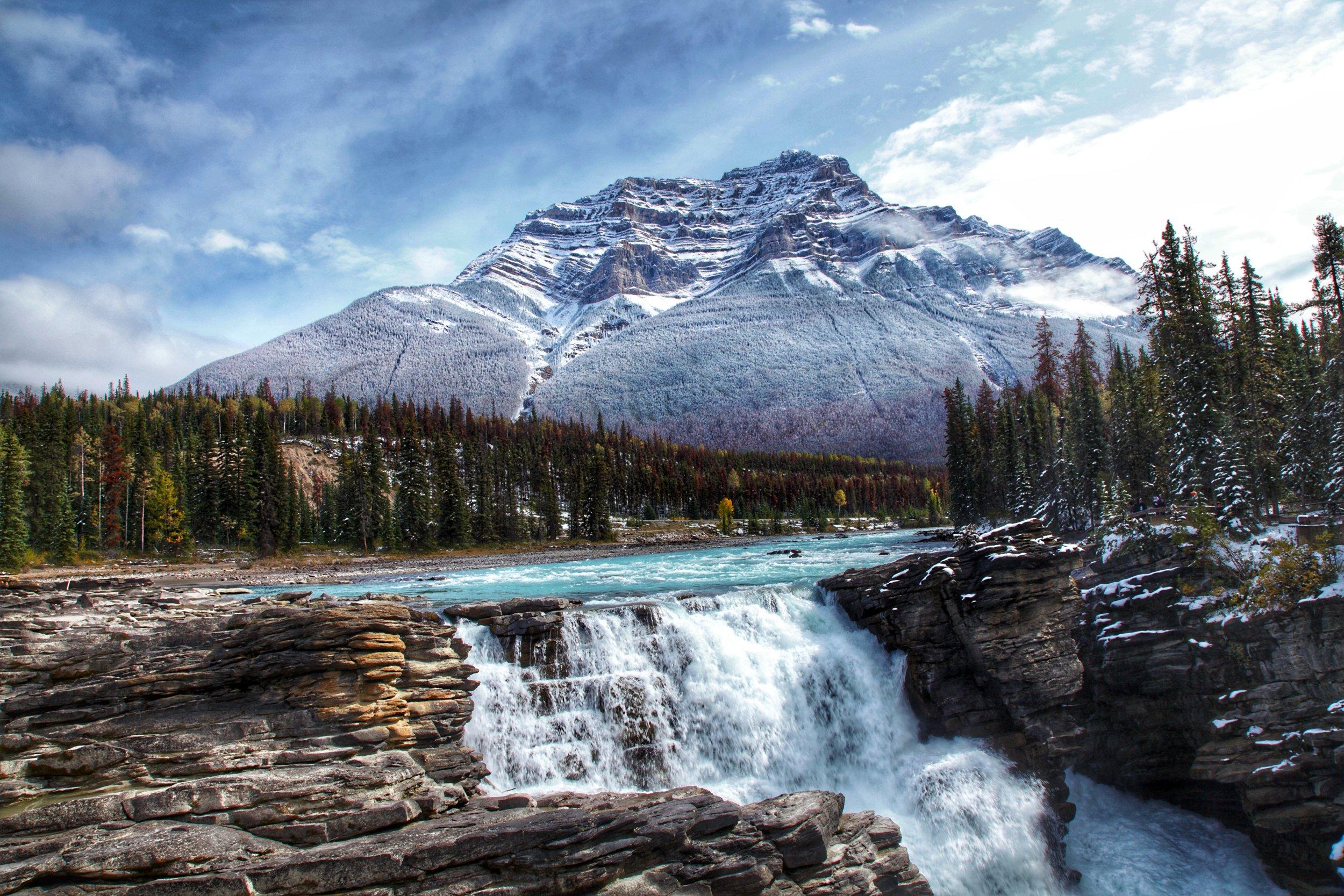 Alberta - Es una provincia naturalmente hermosa…