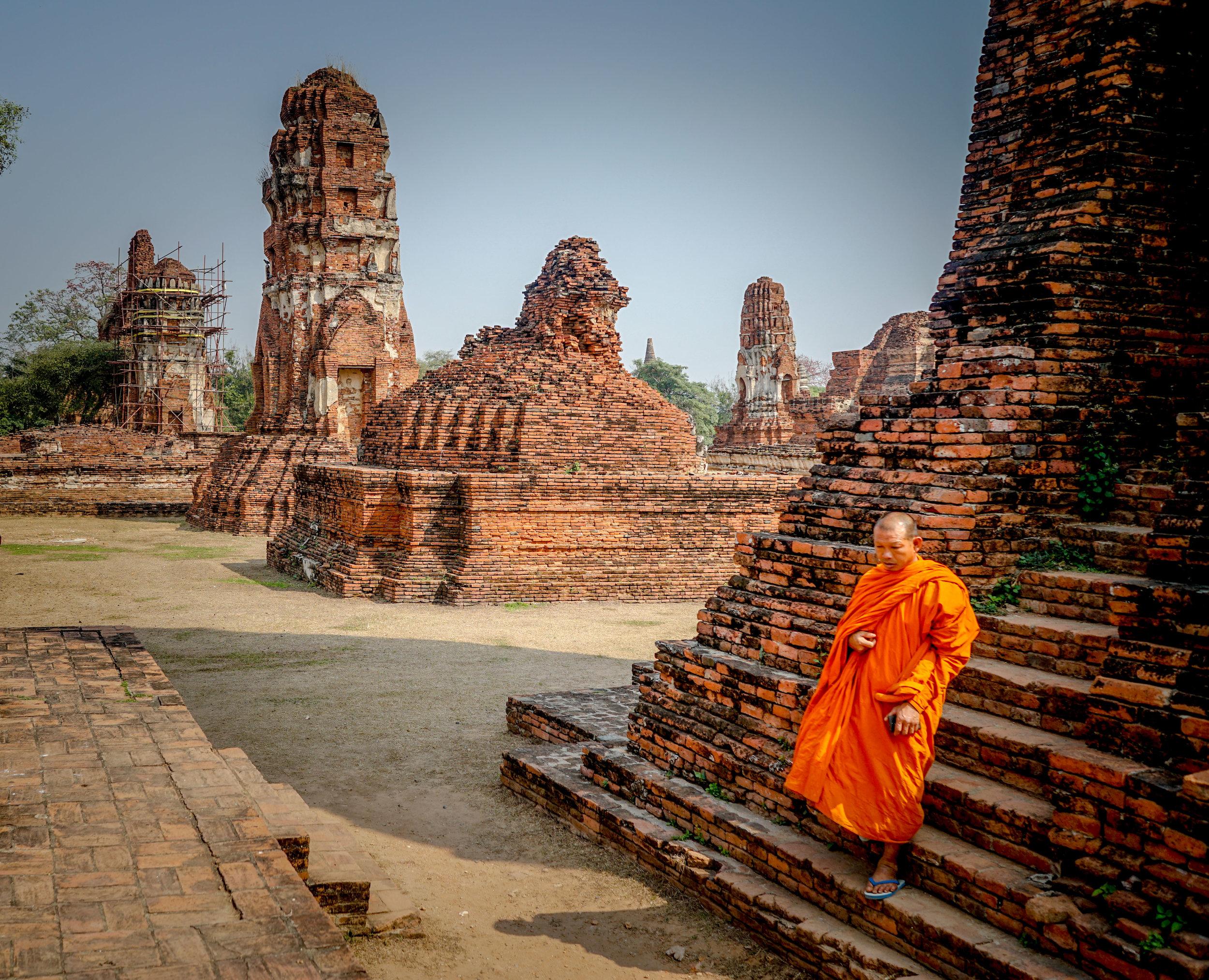 Ayutthaya - Es uno de nuestros lugares favoritos de Tailandia