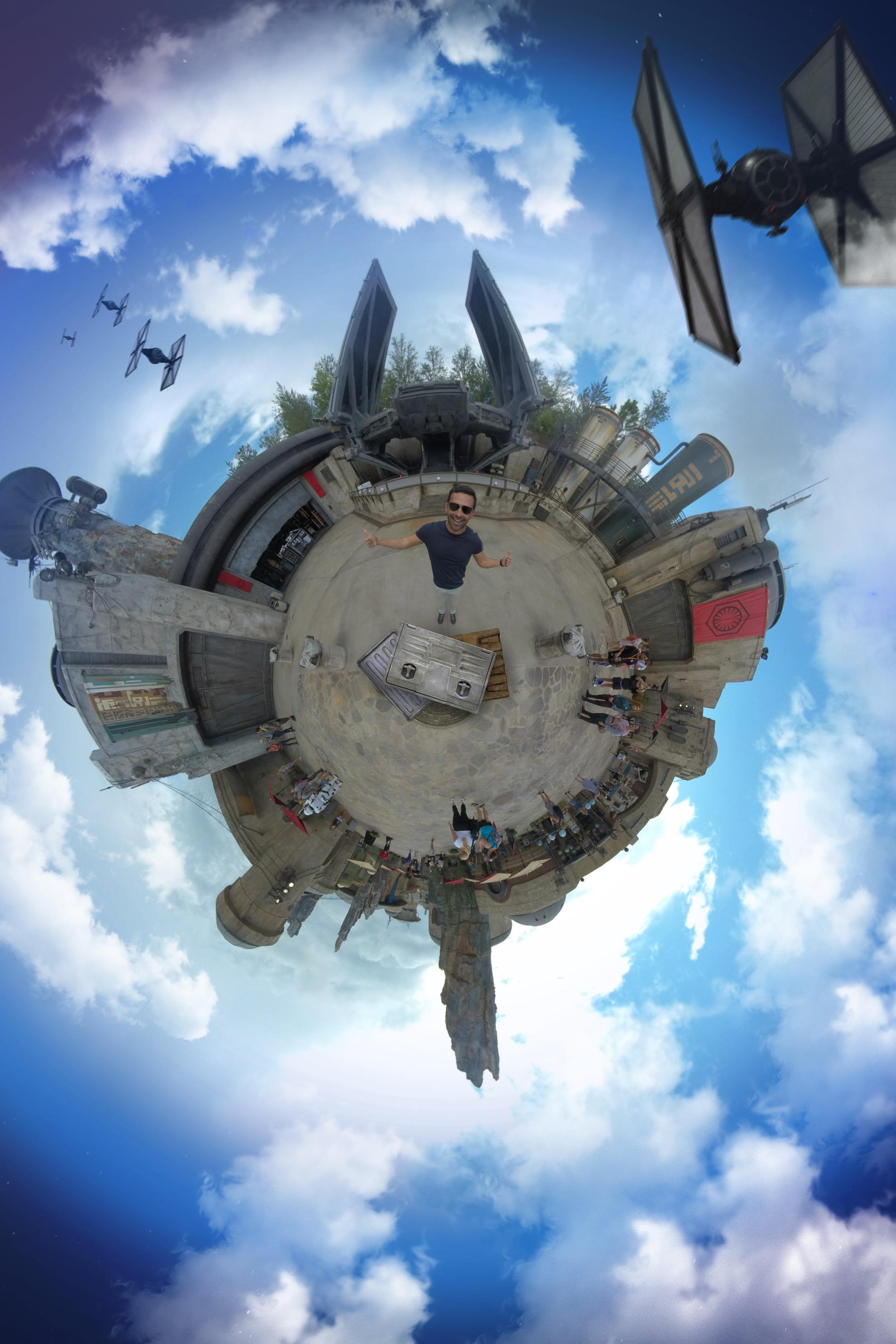 Imagen 360 - De Galaxy's Edege
