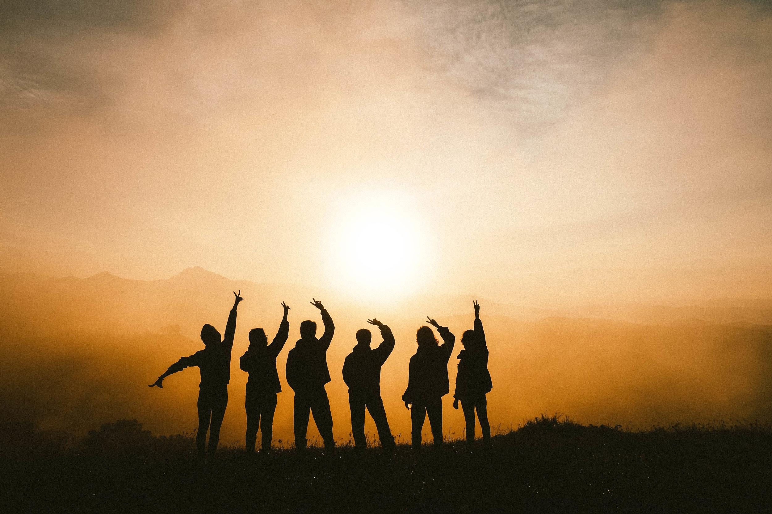 Viajar con amigos - Puede ser la mejor medicina…