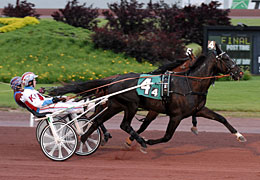 Nuncio in action for driver Matt Kakaley