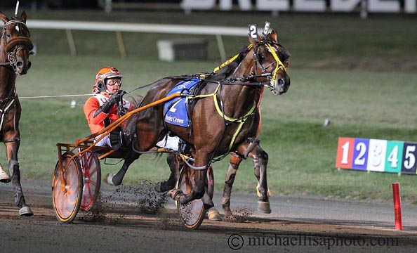 Traceur Hanover & Andy Miller