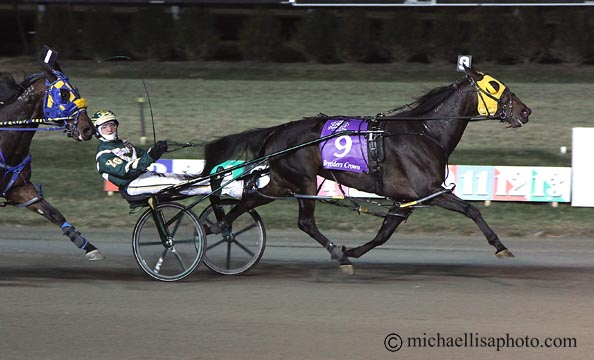 Sayitall BB wins in 1:50.3 for Yannick Gingras