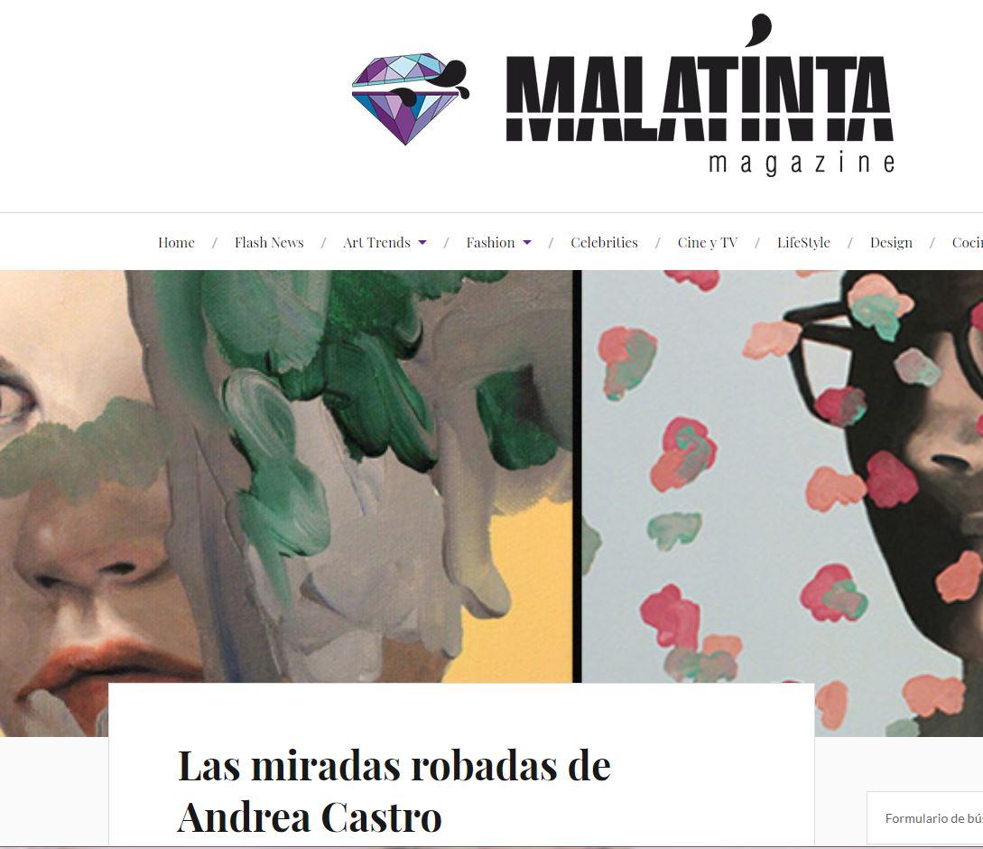Malatinta Magazine - 2015