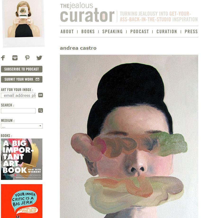 The Jealous Curator - 2014