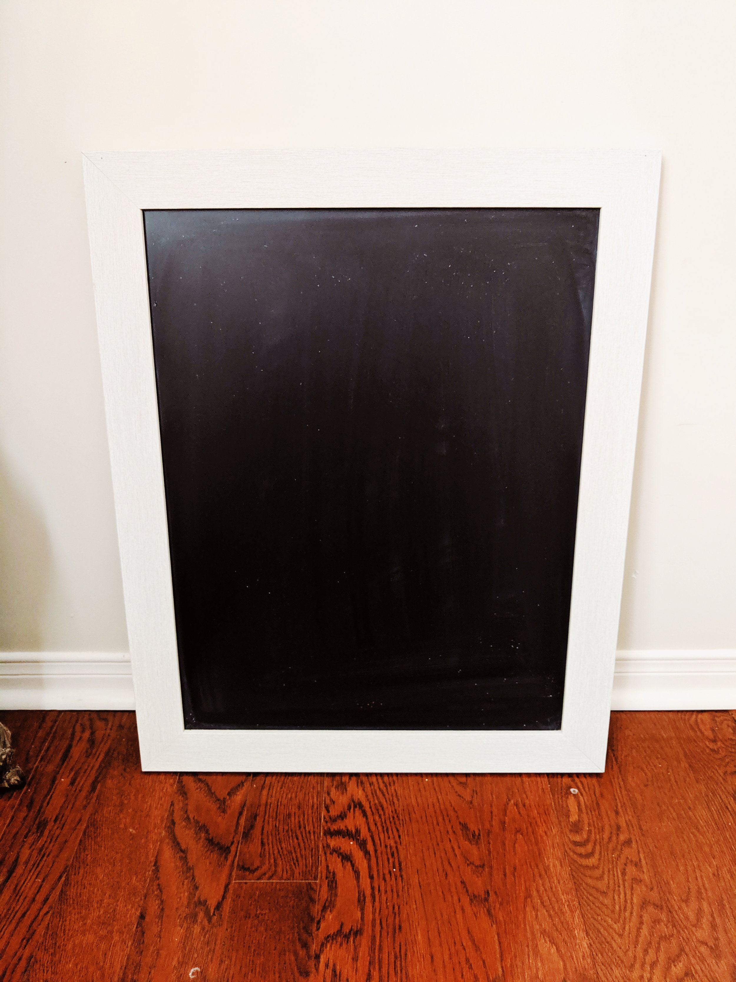 """20"""" x 25"""" Chalkboard Sign - Ideal for Welcome sign and Menu signRental Fee: $25; Security Deposit: $50"""