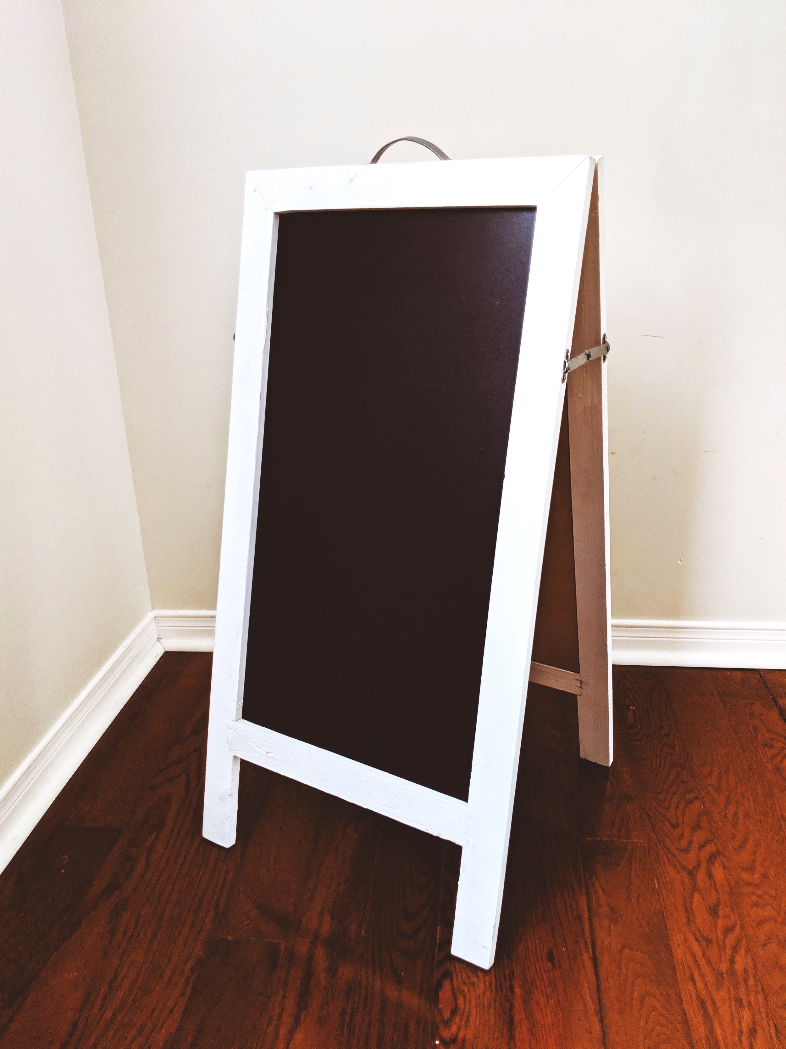 """16"""" x 27"""" Double Sided Chalkboard Sign - Ideal for Menu sign, Promo Ad SignRental Fee: $30; Security Deposit: $60"""