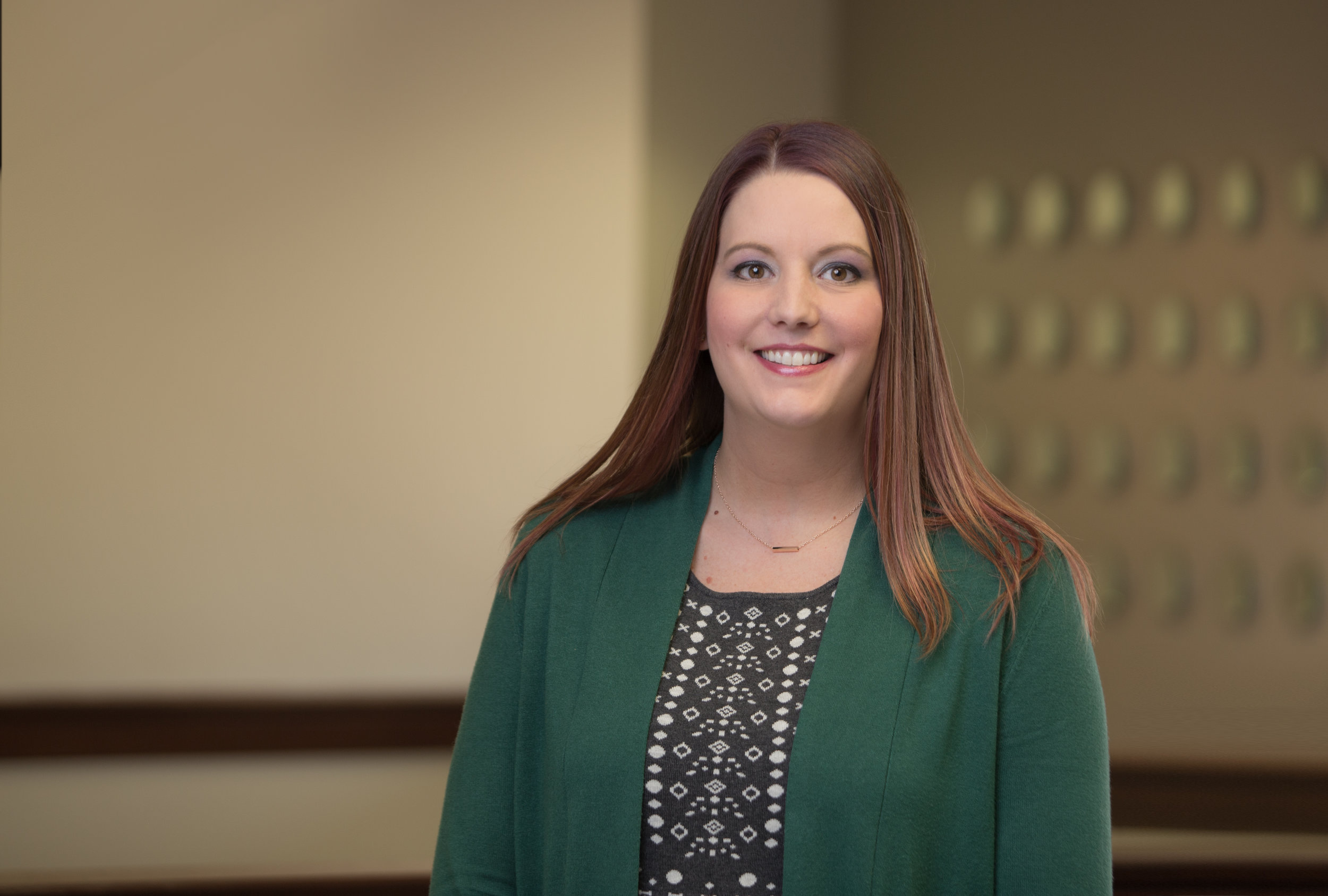 Jessica Tiegs, AINS - Account ExecutiveJessica joined the Vaaler team in 2014. She is a graduate of UND with a B.S. in Secondary Education/Social Studies and a minor in History. Jessica's past experience includes site management at LISTEN and substitute teaching at Grand Forks Public Schools.She holds an Associate in General Insurance designation from the Insurance Institute of America.She is a member of Immanuel Lutheran Church and her hobbies include reading, watching baseball, walking her dogs, and playing with her 2 daughters.