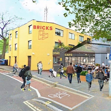 Launching to instagram @bricksbristol - Our vision for a new arts and community space at Trinity Road Police Station.  Check our our website to read more on what we are thinking and let us know what you think.  bricksbristol.org  #ForBristolForever