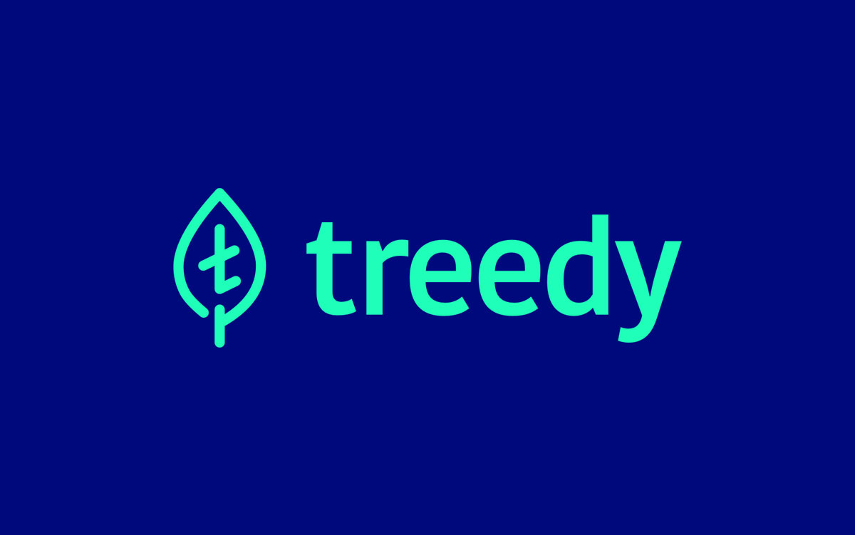 Treedy - Online contracting platformLogo/Colors Mobile interface Video