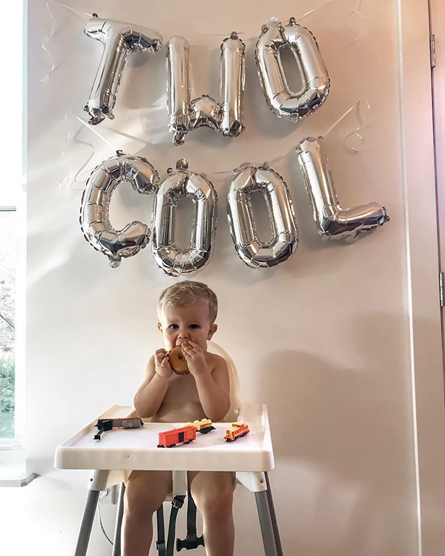 William, I can't believe you are turning two! You are smart, kind and adventurous! You made me an Aunt and I love you so much little sill sills☺️