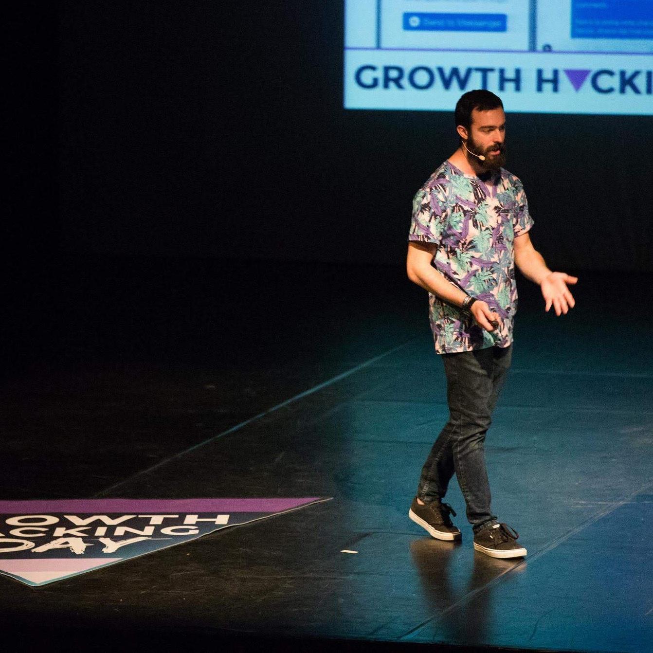 Luca Barboni - Head of Growth @ 247x
