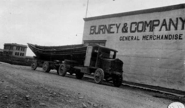 Burney's & Co
