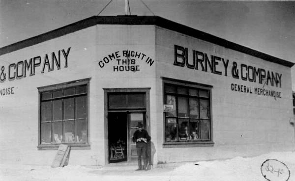 Burney's & Co 2