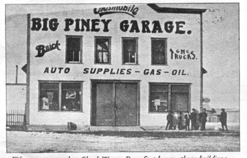 Big Piney Garage