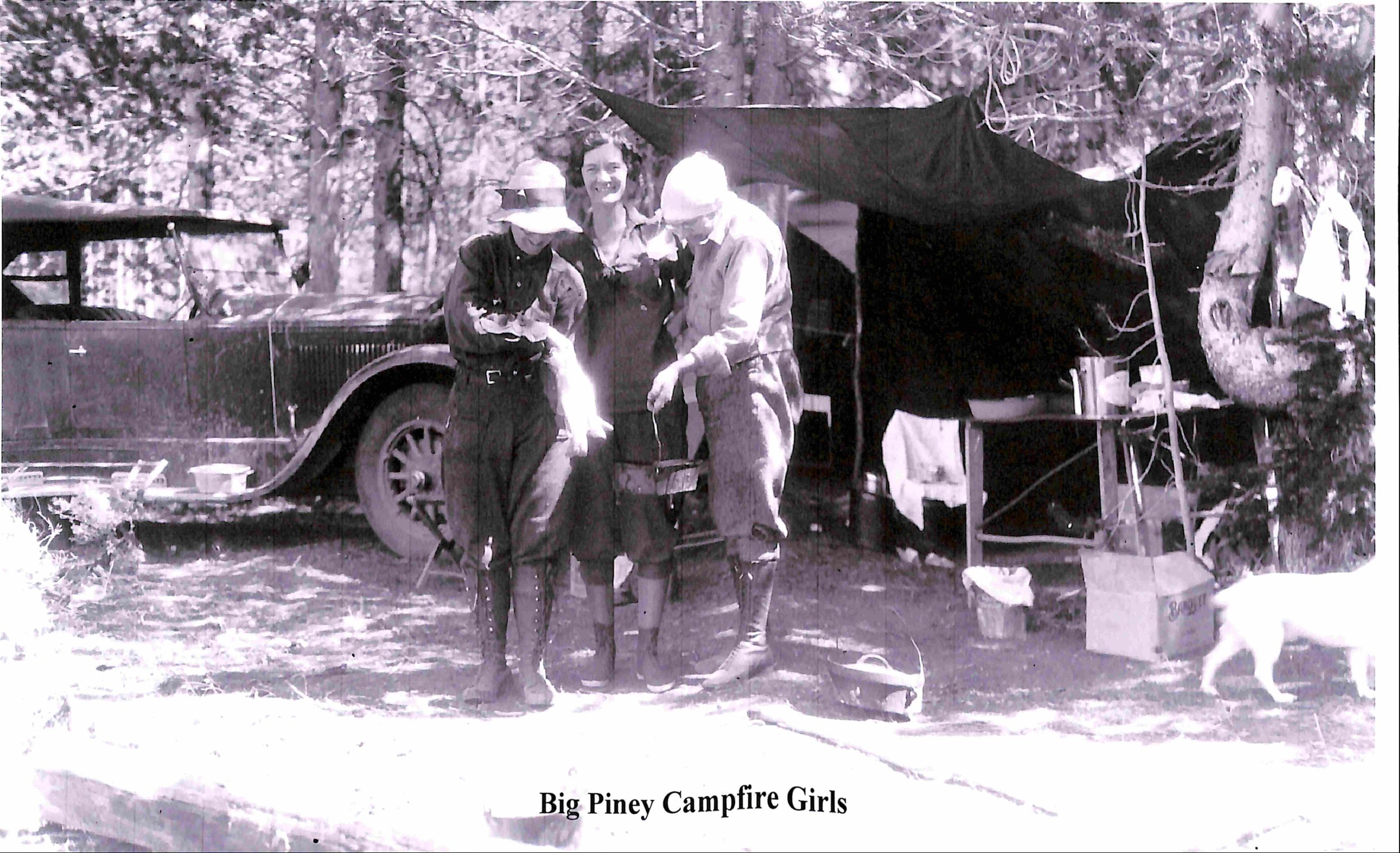 Big Piney Campfire Girls