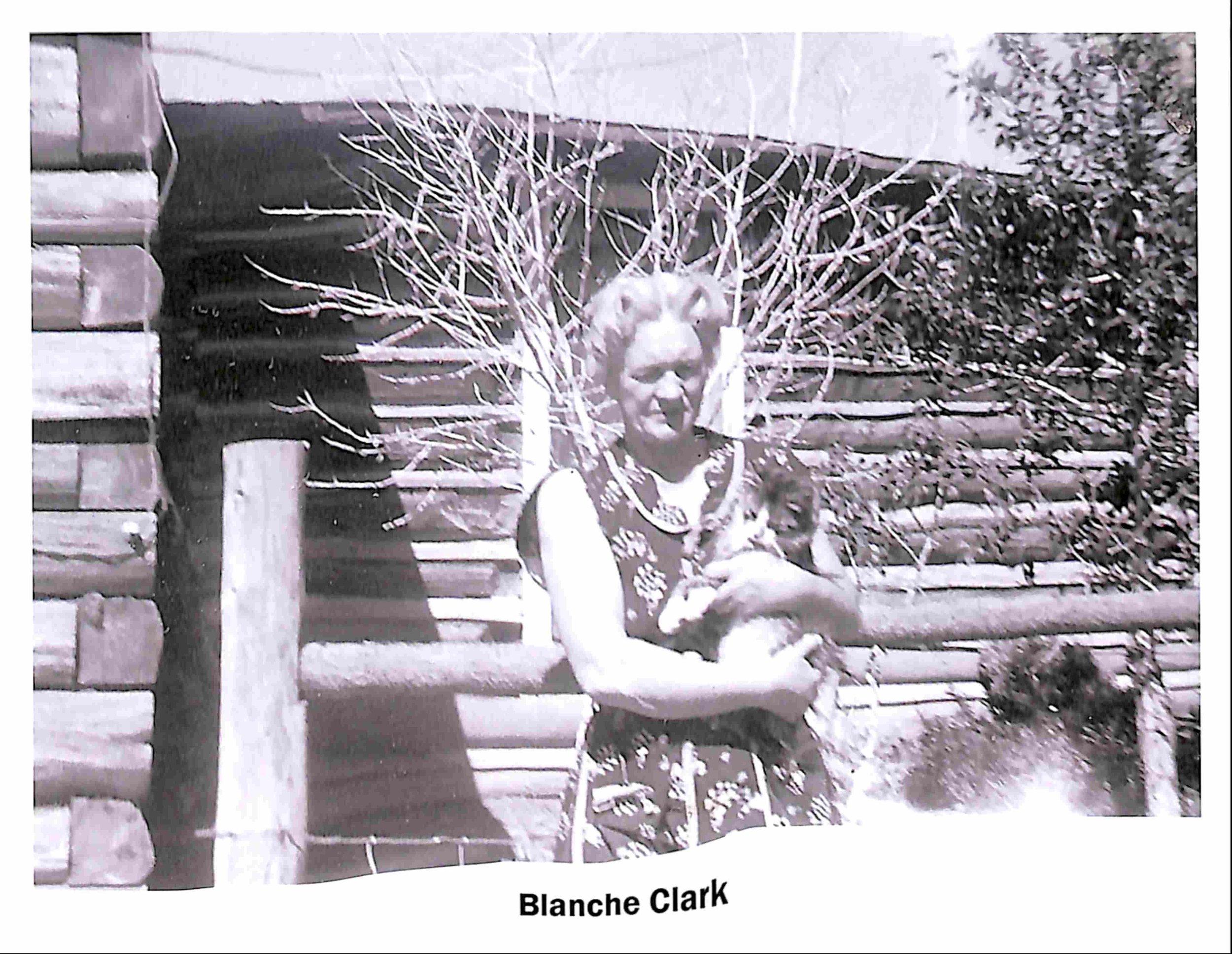 Blanch Clark