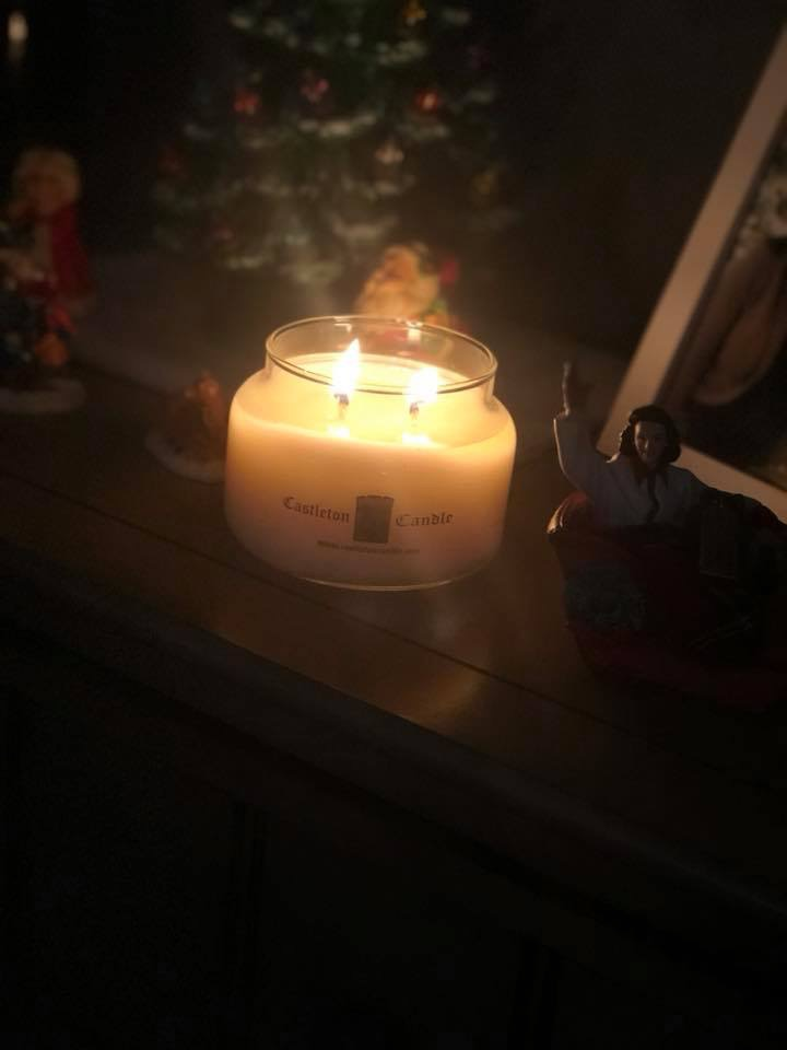"""Jennifer H. - Rotterdam, NY  """"I can't thank you enough for the amazing fragrance in my home tonight!! Amazing service and an amazing product!!! Thanks guys"""""""