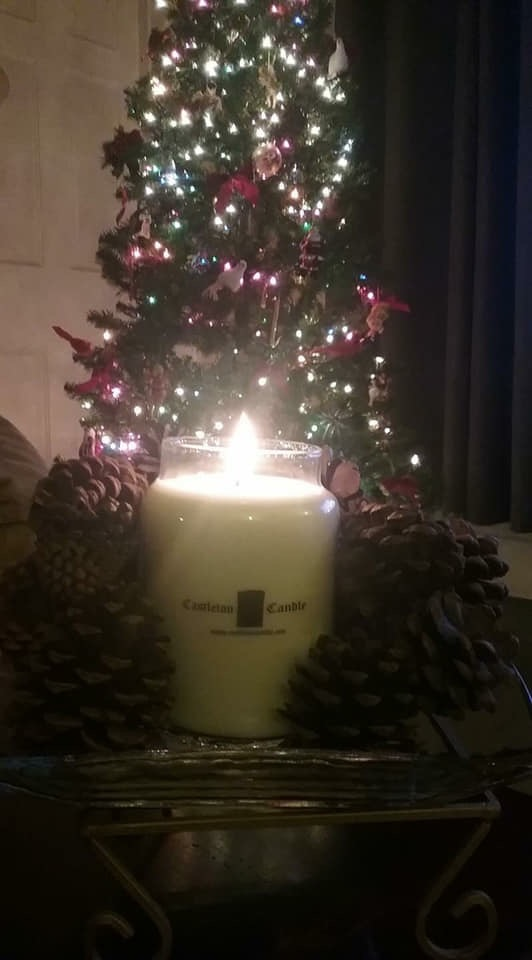 """Mimi R. - Watervliet, NY  """"Castleton Candles have delicious scents, burn clean and are a great price! Now is the time to support your local small businesses and buy these as gifts or keep them for yourself!!"""""""