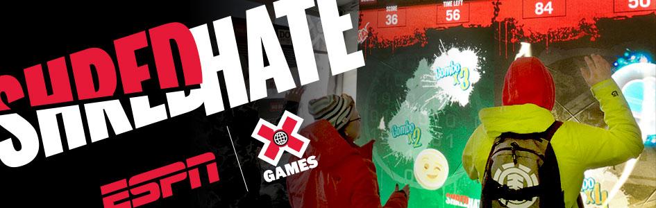 Shred Hate Game