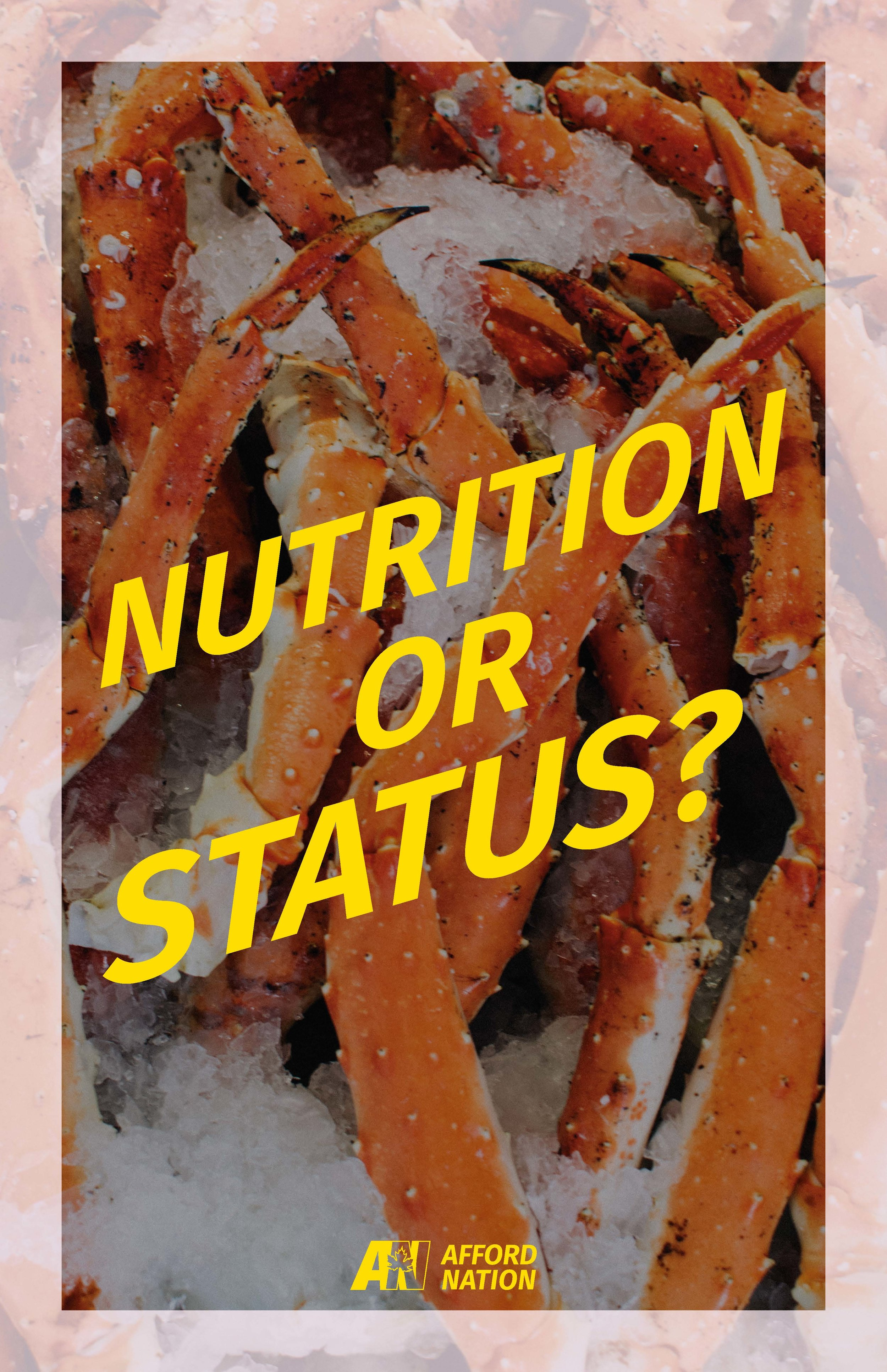 Nutrition or status?