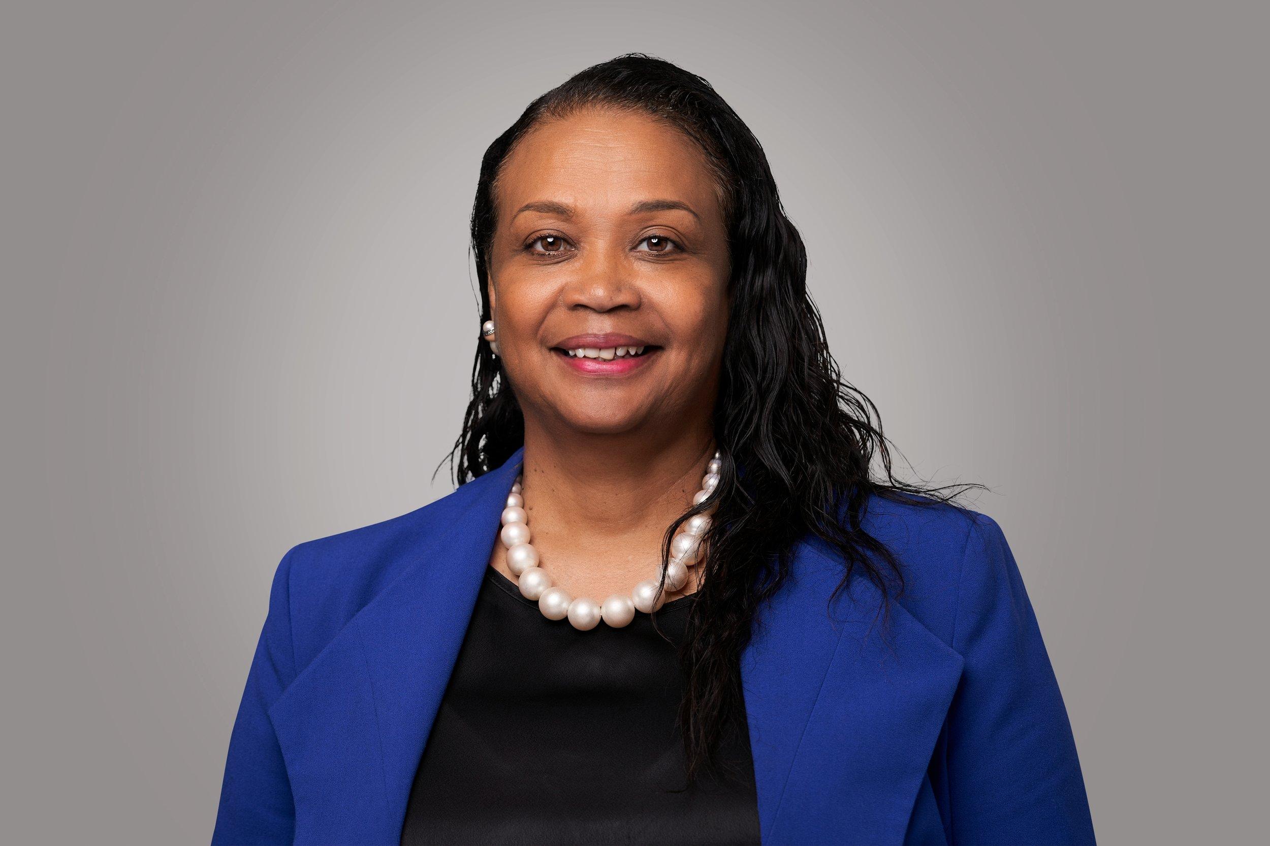 Verona McGuire-Powers (Human Resources Director)