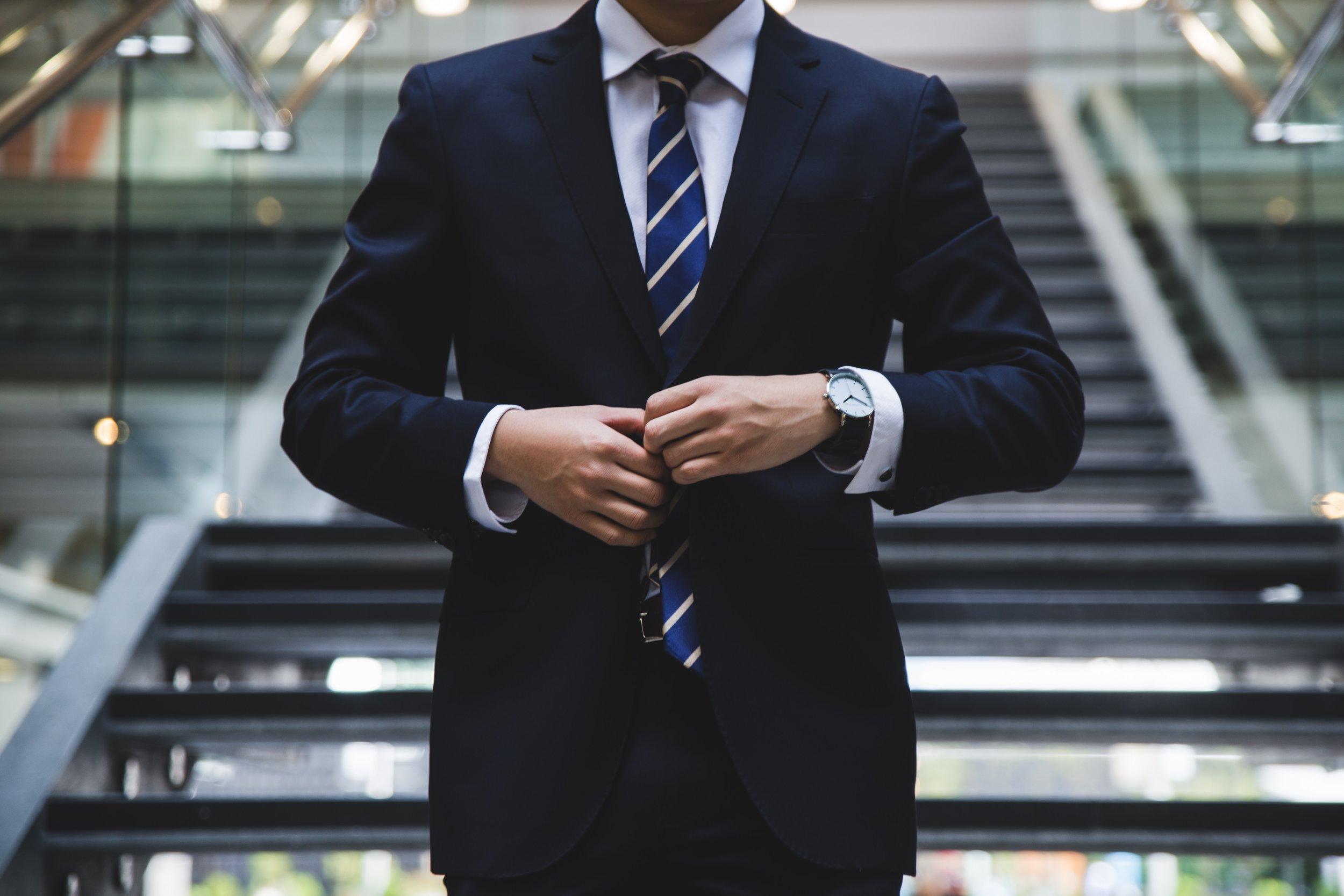 Calvin Ballance (Chief Business Development Officer)