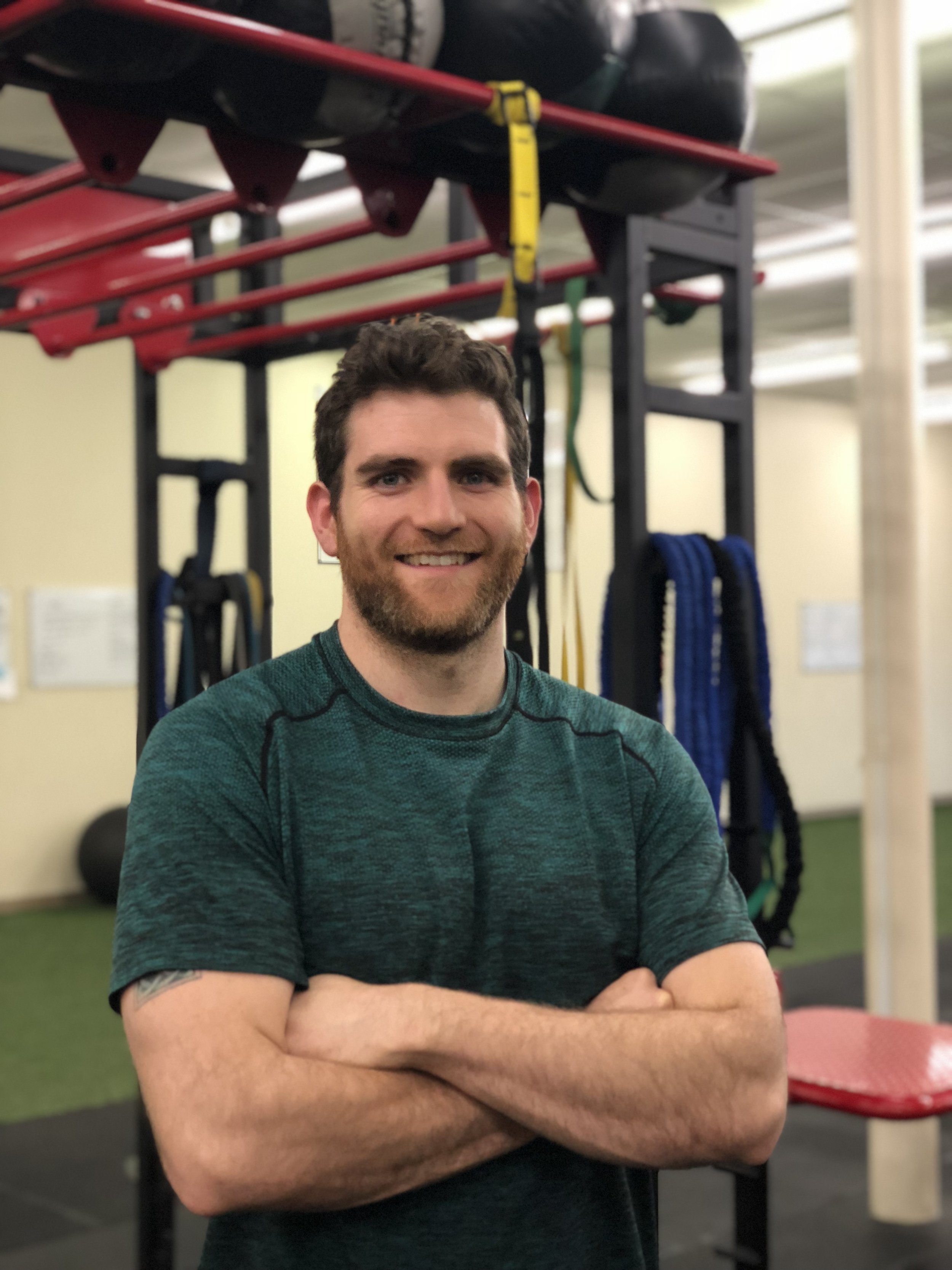 Garrison Niemiec - Co-OwnerPersonal/group fitness coachStrength and conditioning coachspeed and agility coachcardio kickboxing instructor