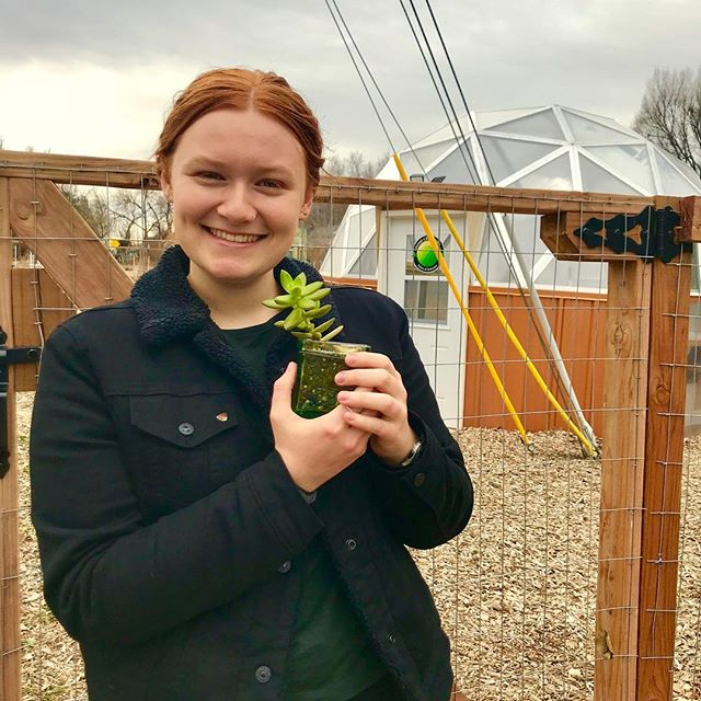 Congratulations to @kathleenwoolridge who won a succulent for her Indy GIVE! donation! ••• Please consider donating to PPUG on this fine #givingtuesday. ••• https://indygive.com/nonprofit/pikes-peak-urban-gardens/ ••• ⠀⠀ #pikespeakurbangardens #ppugardens #communitygardens #localfood #foodequity #liveheregivehere #indygive