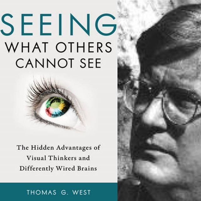 Thomas West - Seeing what others cannot see